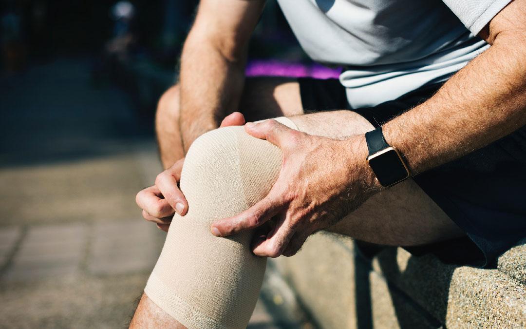Dolor en la rodilla: factores de riesgo y prevención