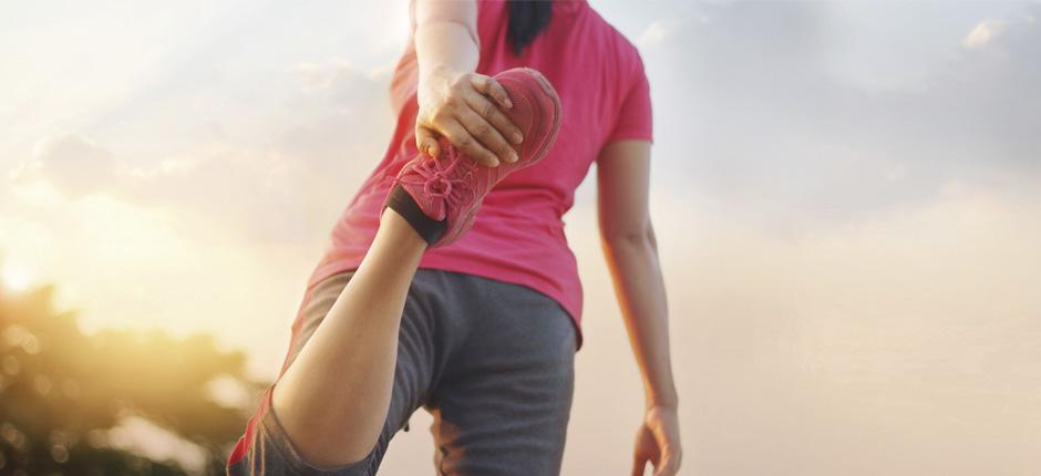 Importancia del calentamiento antes del ejercicio físico